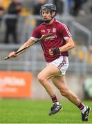 13 June 2018; Seán Loftus of Galway during the Bord Gáis Energy Leinster Under 21 Hurling Championship 2018 Quarter Final match between Offaly and Galway at Bord Na Móna O'Connor Park, in Tullamore, Offaly. Photo by Piaras Ó Mídheach/Sportsfile