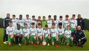 15 June 2018; Midlands squad photo prior to the Bowl Final match between Kilkenny and Midlands during the SFAI Kennedy Cup Finals at University of Limerick, Limerick. Photo by Tom Beary/Sportsfile