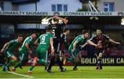 15 June 2018; Gearóid Morrissey of Cork City celebrates after scoring his side's first goal during the SSE Airtricity League Premier Division match between Cork City and Bohemians at Turner's Cross in Cork. Photo by Eóin Noonan/Sportsfile
