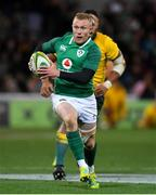 16 June 2018; Keith Earls of Ireland during the 2018 Mitsubishi Estate Ireland Series 2nd Test match between Australia and Ireland at AAMI Park, in Melbourne, Australia. Photo by Brendan Moran/Sportsfile