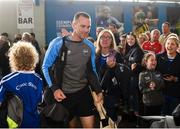 17 June 2018; Michael Walsh of Waterford arrives prior to his record breaking 74th consecutive Hurling Championship appearance ahead of the Munster GAA Hurling Senior Championship Round 5 match between Waterford and Cork at Semple Stadium in Thurles, Tipperary. Photo by Matt Browne/Sportsfile
