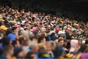 17 June 2018; A general view of spectators during the Connacht GAA Football Senior Championship Final match between Roscommon and Galway at Dr Hyde Park in Roscommon. Photo by Piaras Ó Mídheach/Sportsfile