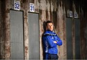 18 June 2018; John O'Loughlin poses for a portrait following the Laois Senior Football Leinster Final media night at the Laois GAA County Board Offices in Parkside, Portlaoise. Photo by David Fitzgerald/Sportsfile