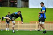18 June 2018; Jack Conan, left, and Tadhg Beirne during Ireland rugby squad training at North Sydney Oval in Sydney, Australia. Photo by Brendan Moran/Sportsfile