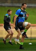 18 June 2018; Tadhg Beirne during Ireland rugby squad training at North Sydney Oval in Sydney, Australia. Photo by Brendan Moran/Sportsfile