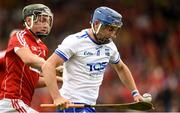 17 June 2018; Colin Dunford of Waterford in action against Mark Coleman of Cork during the Munster GAA Hurling Senior Championship Round 5 match between Waterford and Cork at Semple Stadium in Thurles, Tipperary. Photo by Matt Browne/Sportsfile