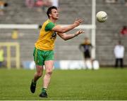 10 June 2018; Leo McLoone of Donegal during the Ulster GAA Football Senior Championship Semi-Final match between Donegal and Down at St Tiernach's Park in Clones, Monaghan. Photo by Oliver McVeigh/Sportsfile