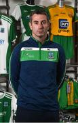 19 June 2018; Fermanagh Manager Rory Gallagher during an Ulster GAA Senior Football Championship Final press conference at O'Neill's Sports Store in Strabane, Co. Tyrone. Photo by Oliver McVeigh/Sportsfile