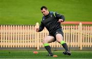 21 June 2018; Cian Healy during Ireland rugby squad training at North Sydney Oval in Sydney, Australia. Photo by Brendan Moran/Sportsfile