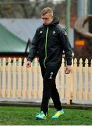 21 June 2018; Dan Leavy during Ireland rugby squad training at North Sydney Oval in Sydney, Australia. Photo by Brendan Moran/Sportsfile