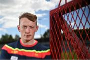 21 June 2018; (EDITOR'S NOTE; A variable planed lens was used in the creation of this image) Damien Cahalane during a Cork Hurling Press Conference at Páirc Ui Rinn in Cork. Photo by Eóin Noonan/Sportsfile