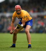 17 June 2018; Peter Duggan of Clare during the Munster GAA Hurling Senior Championship Round 5 match between Clare and Limerick at Cusack Park in Ennis, Clare. Photo by Ray McManus/Sportsfile