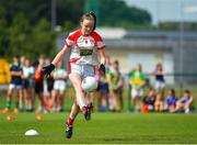 23 June 2018; Caoimhe Guerin Crowley from Rathmore GAA Club in Co. Kerry in action during the John West Skills Day in the National Sports Campus on Saturday 23rd June. The Skills Day is an opportunity for Ireland's rising football, hurling & camogie stars to show their skills as part of the John West Féile na nÓg and John West Féile na nGael competitions. At the National Sports Campus in Blanchardstown, Dublin. Photo by Seb Daly/Sportsfile