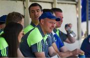 23 June 2018; Monaghan manager Malachy O'Rourke near the end of the GAA Football All-Ireland Senior Championship Round 2 match between Waterford and Monaghan at Fraher Field in Dungarvan, Waterford. Photo by Daire Brennan/Sportsfile