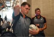 23 June 2018; Jack Barry of Kerry arrives prior to the Munster GAA Football Senior Championship Final match between Cork and Kerry at Páirc Ui Chaoimh in Cork. Photo by Eóin Noonan/Sportsfile