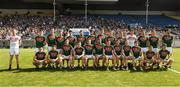 23 June 2018; The Mayo squad before the GAA Football All-Ireland Senior Championship Round 2 match between Tipperary and Mayo at Semple Stadium in Thurles, Tipperary. Photo by Ray McManus/Sportsfile
