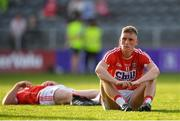 23 June 2018; A dejected Sean White of Cork following the Munster GAA Football Senior Championship Final match between Cork and Kerry at Páirc Ui Chaoimh in Cork. Photo by Eóin Noonan/Sportsfile