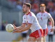 23 June 2018; Niall Sludden of Tyrone during the GAA Football All-Ireland Senior Championship Round 2 match between Carlow and Tyrone at Netwatch Cullen Park in Carlow. Photo by Matt Browne/Sportsfile