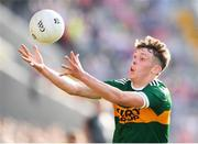 23 June 2018; David Clifford of Kerry during the Munster GAA Football Senior Championship Final match between Cork and Kerry at Páirc Ui Chaoimh in Cork. Photo by Stephen McCarthy/Sportsfile
