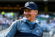 24 June 2018; Dublin manager Jim Gavin prior to the Leinster GAA Football Senior Championship Final match between Dublin and Laois at Croke Park in Dublin. Photo by Stephen McCarthy/Sportsfile