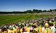24 June 2018; A general view during the Ulster GAA Football Senior Championship Final match between Donegal and Fermanagh at St Tiernach's Park in Clones, Monaghan. Photo by Ramsey Cardy/Sportsfile