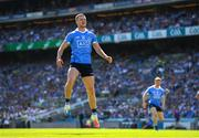 24 June 2018; Paul Mannion of Dublin reacts after he sent his penalty kick wide during the Leinster GAA Football Senior Championship Final match between Dublin and Laois at Croke Park in Dublin. Photo by Stephen McCarthy/Sportsfile