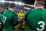 23 June 2018; David Pocock of Australia leaves the pitch after the 2018 Mitsubishi Estate Ireland Series 3rd Test match between Australia and Ireland at Allianz Stadium in Sydney, Australia. Photo by Brendan Moran/Sportsfile