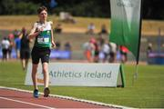 23 June 2018; Ryan Kielthy of Leinster, in action during the Boys 3000m Walk event, during the Irish Life Health Tailteann Games T&F Championships at Morton Stadium, in Santry, Dublin. Photo by Tomás Greally/Sportsfile