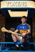 28 June 2018; Paudie Feehan of Tipperary was in Token Arcade, in Smithfield, Dublin today ahead of the Bord Gáis Energy GAA Hurling U-21 Munster and Leinster Finals. Wexford play Galway in O' Moore Park and Cork play Tipperary in Páirc Uí Chaoimh. Both games are scheduled to take place on Wednesday, July 4 with a 7.30pm throw-in. Fans can visit www.instagram.com/bgegaa for news, behind-the-scenes content and competitions over the course of the summer. See #HurlingToTheCore for more. Photo by Sam Barnes/Sportsfile