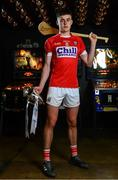 28 June 2018; Darragh Fitzgibbon of Cork was in Token Arcade, in Smithfield, Dublin today ahead of the Bord Gáis Energy GAA Hurling U-21 Munster and Leinster Finals. Wexford play Galway in O' Moore Park and Cork play Tipperary in Páirc Uí Chaoimh. Both games are scheduled to take place on Wednesday, July 4 with a 7.30pm throw-in. Fans can visit www.instagram.com/bgegaa for news, behind-the-scenes content and competitions over the course of the summer. See #HurlingToTheCore for more. Photo by Sam Barnes/Sportsfile