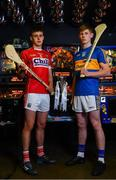28 June 2018;  Darragh Fitzgibbon of Cork and Paudie Feehan of Tipperary were in Token Arcade, in Smithfield, Dublin today ahead of the Bord Gáis Energy GAA Hurling U-21 Munster and Leinster Finals. Wexford play Galway in O' Moore Park and Cork play Tipperary in Páirc Uí Chaoimh. Both games are scheduled to take place on Wednesday, July 4 with a 7.30pm throw-in. Fans can visit www.instagram.com/bgegaa for news, behind-the-scenes content and competitions over the course of the summer. See #HurlingToTheCore for more. Photo by Sam Barnes/Sportsfile