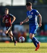 29 June 2018; Dean Clarke of St Patrick's Athletic during the SSE Airtricity League Premier Division match between Bohemians and St Patrick's Athletic at Daymount Park in Dublin. Photo by David Fitzgerald/Sportsfile