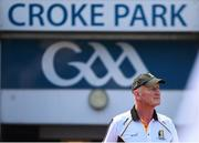 1 July 2018; Kilkenny manager Brian Cody prior to the Leinster GAA Hurling Senior Championship Final match between Kilkenny and Galway at Croke Park in Dublin. Photo by Stephen McCarthy/Sportsfile