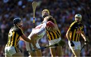 1 July 2018; James Skehill of Galway is tackled by Ger Aylward, left, and Billy Ryan of Kilkenny during the Leinster GAA Hurling Senior Championship Final match between Kilkenny and Galway at Croke Park in Dublin. Photo by Ramsey Cardy/Sportsfile