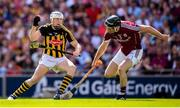1 July 2018; TJ Reid of Kilkenny in action against Pádraig Mannion of Galway during the Leinster GAA Hurling Senior Championship Final match between Kilkenny and Galway at Croke Park in Dublin. Photo by Stephen McCarthy/Sportsfile