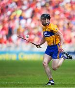 1 July 2018; Tony Kelly of Clare during the Munster GAA Hurling Senior Championship Final match between Cork and Clare at Semple Stadium in Thurles, Tipperary. Photo by David Fitzgerald/Sportsfile