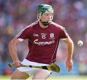 1 July 2018; Cathal Mannion of Galway during the Leinster GAA Hurling Senior Championship Final match between Kilkenny and Galway at Croke Park in Dublin. Photo by Stephen McCarthy/Sportsfile