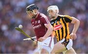 1 July 2018; Aidan Harte of Galway during the Leinster GAA Hurling Senior Championship Final match between Kilkenny and Galway at Croke Park in Dublin. Photo by Stephen McCarthy/Sportsfile