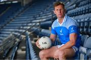 4 July 2018; Every pressure moment, every tackle, every shot and every GAA statistic has the potential to alter the course of a season, a career and the road to Croke Park. Sure, Official Statistics Partner of the GAA, is powering the analysis of the GAA Championship and capturing the numbers behind the performances of the summer. Sure ambassador's Ciarán Kilkenny and Lee Chin are challenging GAA fans to put themselves under pressure and take Sure's online GAA trivia quiz for a chance to win All Ireland Final tickets. Pictured is Ciarán Kilkenny of Dublin at the launch at Croke Park in Dublin. Photo by Sam Barnes/Sportsfile