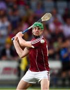 4 July 2018; Cianan Fahy of Galway during the Bord Gais Energy Leinster Under 21 Hurling Championship 2018 Final match between Wexford and Galway at O'Moore Park in Portlaoise, Co Laois. Photo by Sam Barnes/Sportsfile