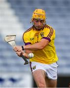 4 July 2018; Darren Byrne of Wexford during the Bord Gais Energy Leinster Under 21 Hurling Championship 2018 Final match between Wexford and Galway at O'Moore Park in Portlaoise, Co Laois. Photo by Sam Barnes/Sportsfile