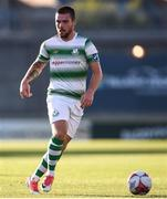 2 July 2018; Brandon Miele of Shamrock Rovers during the Leinster Senior Cup Quarter-Final match between Shamrock Rovers and Dundalk at Tallaght Stadium in Dublin. Photo by Tom Beary/Sportsfile
