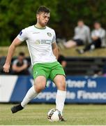 6 July 2018; Conor Keeley of Cabinteely during the SSE Airticity League First Division match between Cabinteely and Wexford FC at Stradbrook in Dublin.  Photo by Matt Browne/Sportsfile