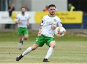 6 July 2018; Jack Watson of Cabinteely during the SSE Airticity League First Division match between Cabinteely and Wexford FC at Stradbrook in Dublin.  Photo by Matt Browne/Sportsfile