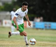 6 July 2018; Keith Dalton of Cabinteely during the SSE Airticity League First Division match between Cabinteely and Wexford FC at Stradbrook in Dublin.  Photo by Matt Browne/Sportsfile