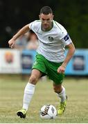 6 July 2018; Marty Waters of Cabinteely during the SSE Airticity League First Division match between Cabinteely and Wexford FC at Stradbrook in Dublin.  Photo by Matt Browne/Sportsfile
