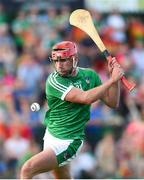 7 July 2018; Barry Nash of Limerick during the GAA Hurling All-Ireland Senior Championship Preliminary Quarter-Final match between Carlow and Limerick at Netwatch Cullen Park in Carlow. Photo by Matt Browne/Sportsfile