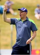 8 July 2018; Monaghan manager Malachy O'Rourke ahead of the GAA Football All-Ireland Senior Championship Round 4 match between Laois and Monaghan at Páirc Tailteann in Navan, Co Meath. Photo by Ramsey Cardy/Sportsfile
