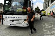 8 July 2018; Kilkenny manager Brian Cody arrives prior to the Leinster GAA Hurling Senior Championship Final Replay match between Kilkenny and Galway at Semple Stadium in Thurles, Co Tipperary. Photo by Brendan Moran/Sportsfile