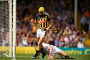 8 July 2018; Colin Fennelly of Kilkenny celebrates after scoring his side's second goal during the Leinster GAA Hurling Senior Championship Final Replay match between Kilkenny and Galway at Semple Stadium in Thurles, Co Tipperary. Photo by Eóin Noonan/Sportsfile
